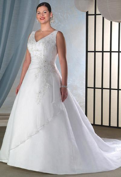 Plus size bride :o) - Obrázek č. 96