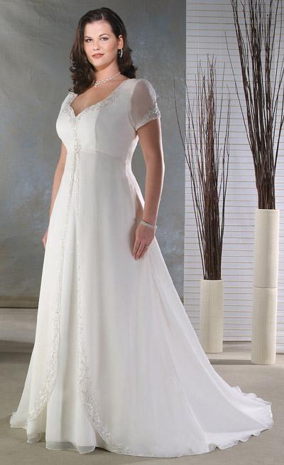 Plus size bride :o) - Obrázek č. 98