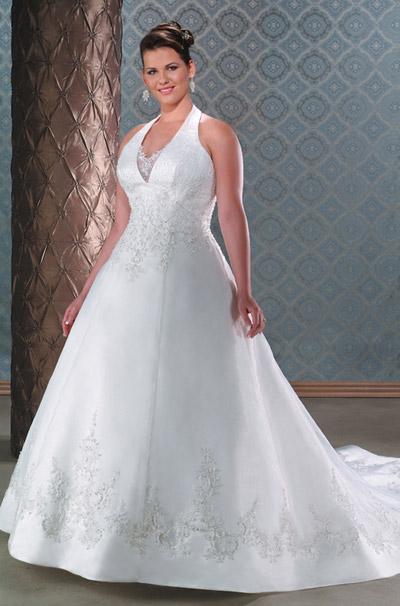 Plus size bride :o) - Obrázek č. 99