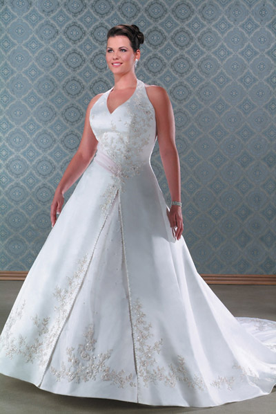 Plus size bride :o) - Obrázek č. 100