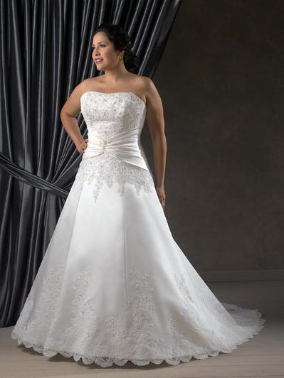 Plus size bride :o) - Obrázek č. 104
