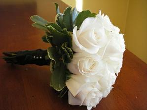 začli se mi líbit bílé růže
