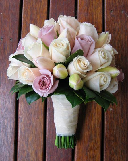 Květiny - bílé růže - Obrázek č. 18