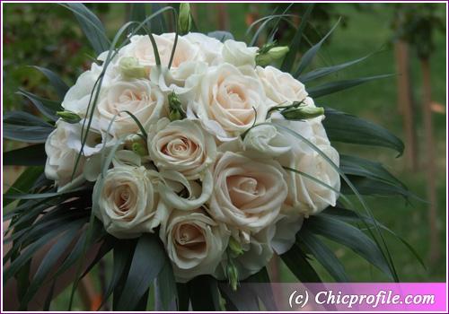 Květiny - bílé růže - Obrázek č. 41