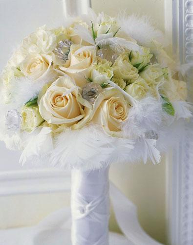 Květiny - bílé růže - Obrázek č. 40