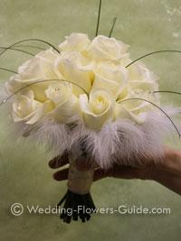Květiny - bílé růže - Obrázek č. 43