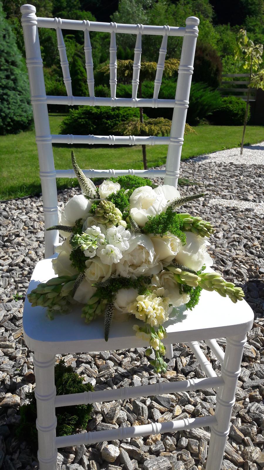 chiavari stoličky biele - Obrázok č. 2