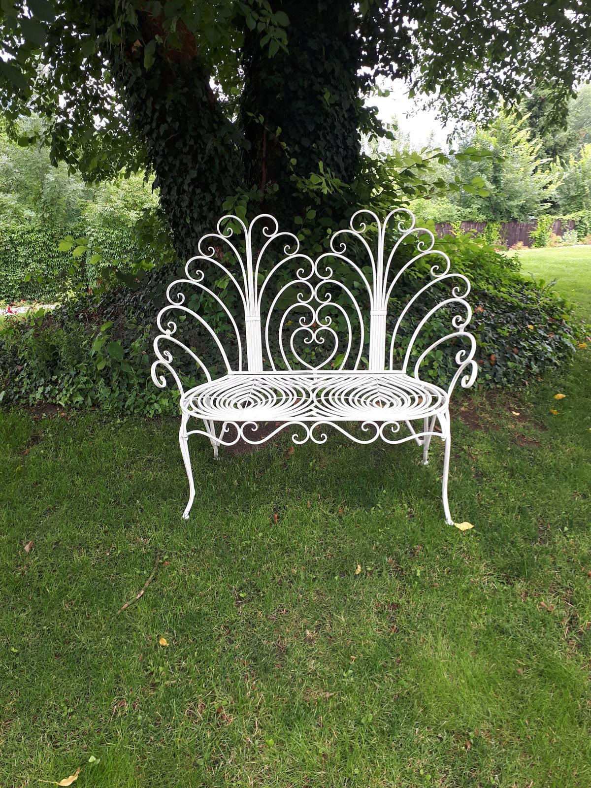 svadobná lavička - Obrázok č. 1