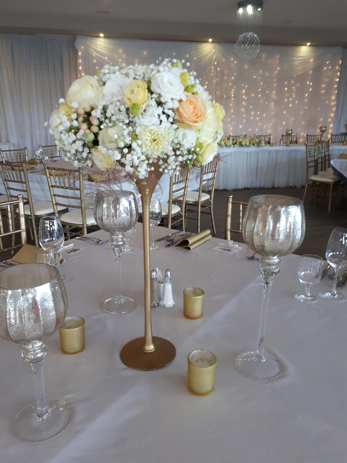 zlaté martiny vázy - Obrázok č. 1