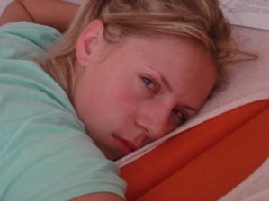 Nevěsta ráno v 6h:)))