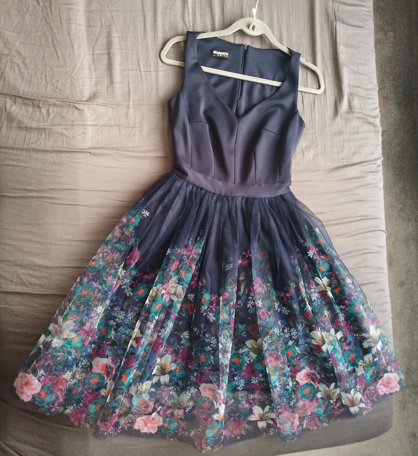 Nové šaty s tylovou sukní Mosquito - Obrázek č. 1