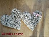 srdce (dekorace),