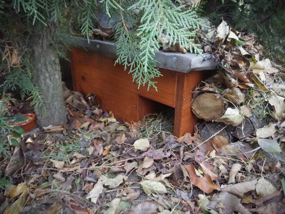 Domček pre ježka - Obrázok č. 1