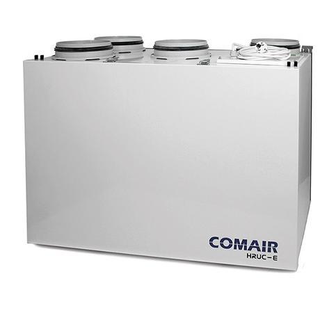 Rekuperačná jednotka COMAIR HRUC-E380 - Obrázok č. 1