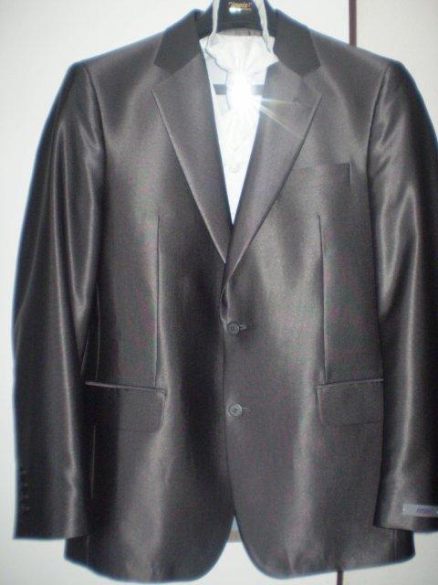 Moje prípravy - ženíchov oblek