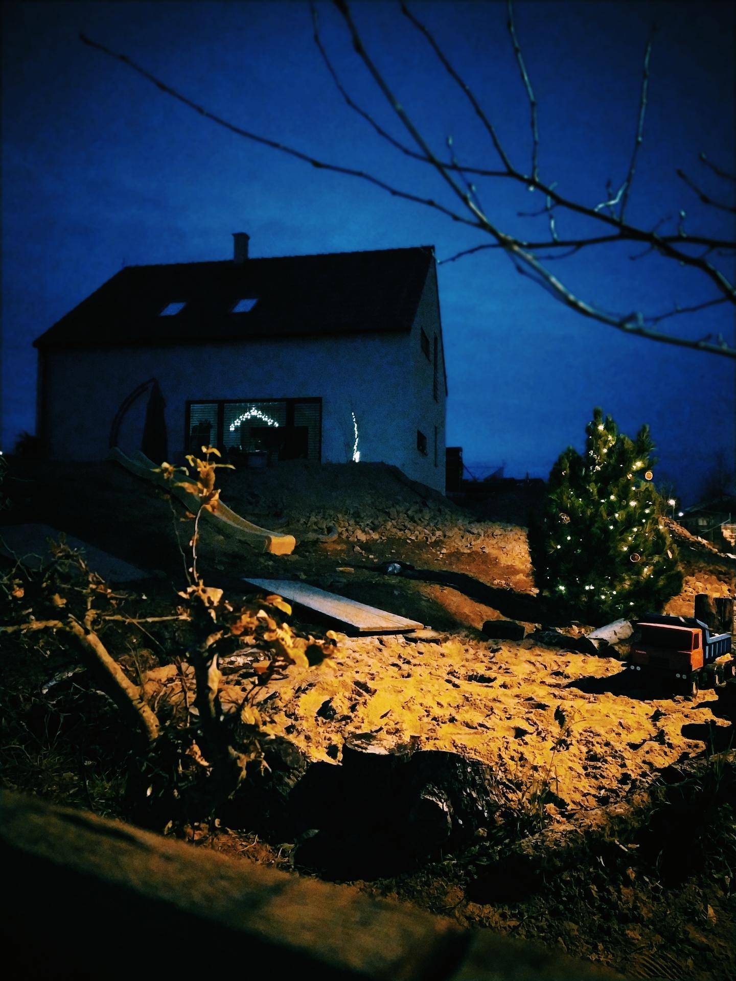 Náš domov ve svahu - Začínáme s vánoční výzdobou