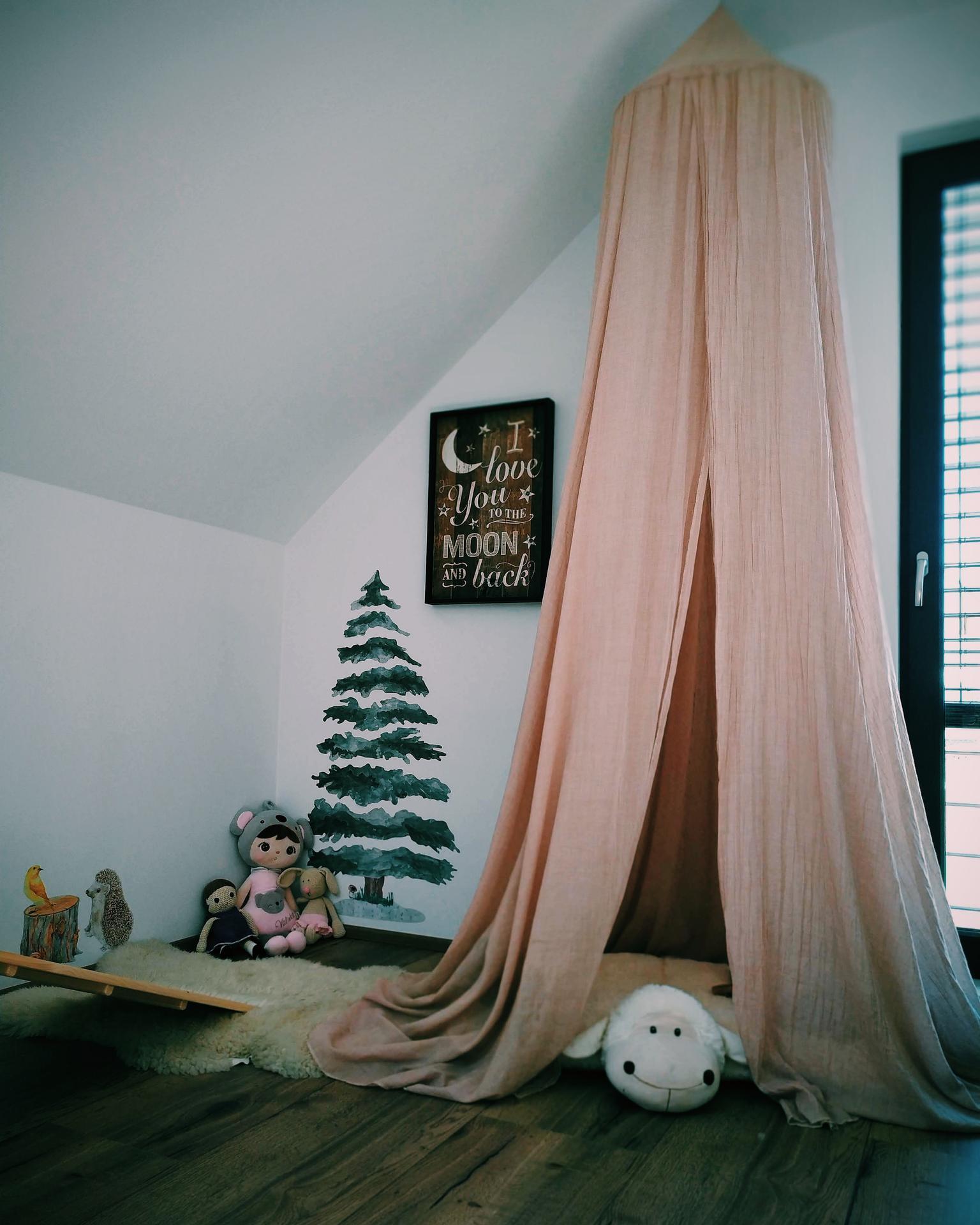Náš domov ve svahu - Lesní pokojíček