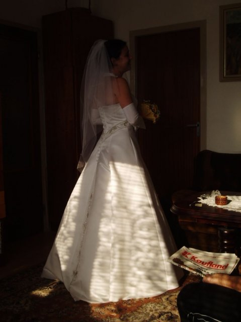 Katarína{{_AND_}}Peter - skúška šiat večer pred svadbou