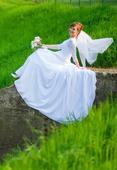 Krajkové svatební šaty , 34