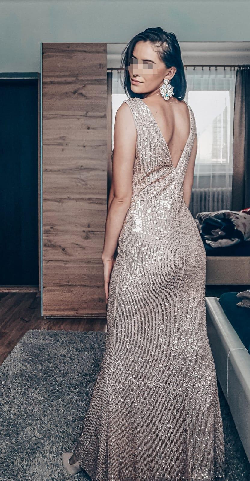 Popolnocne šaty - Obrázok č. 2