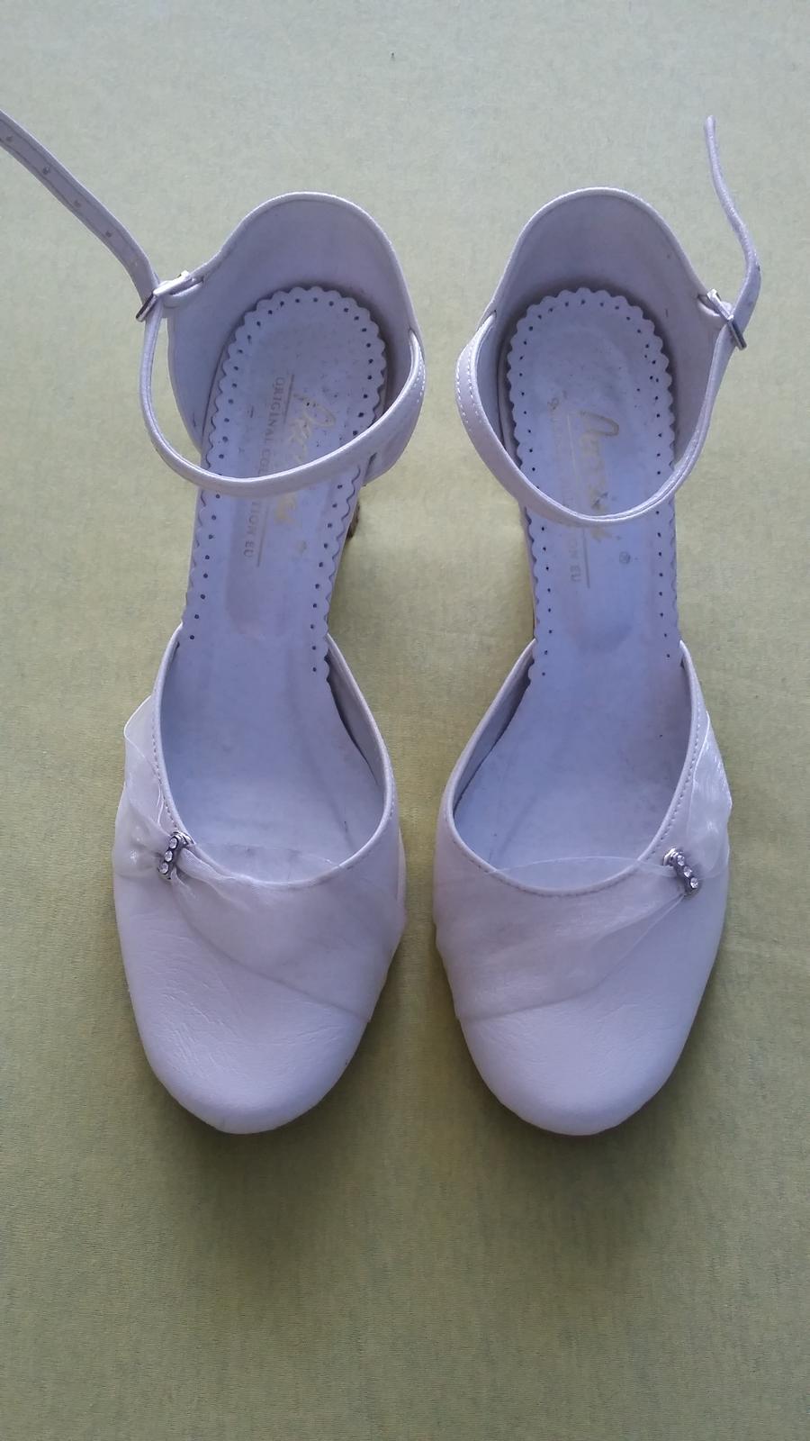 Svatební boty Pecini - Obrázek č. 1