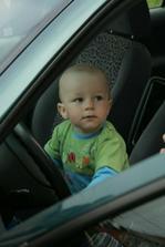 Že by se můj osobní řidič :-)