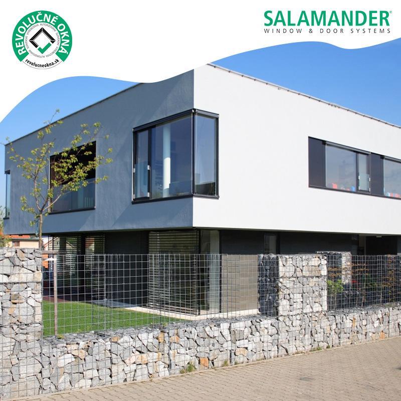 Nízkoenergetické stavby a novostavby SALAMANDER - Obrázok č. 3