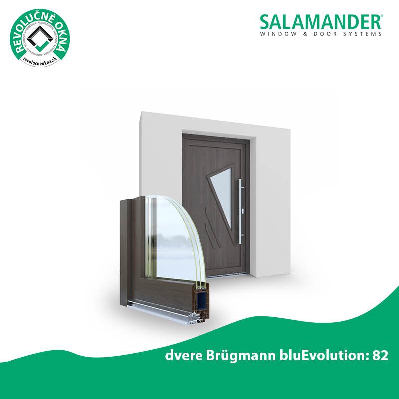 SALAMANDER ponuka okien a dverí - Systémy Brügmann bluEvolution: 82 spĺňajú všetky kľúčové kritériá. Spoľahnite sa na vysokú stabilitu, optimálnu tepelnú izoláciu, vynikajúcu redukciu zvuku a ochranu proti vlámaniu, dlhú životnosť a sofistikovaný dizajn.