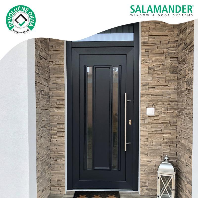 Okná a dvere SALAMANDER - Rodinné domy - Obrázok č. 28