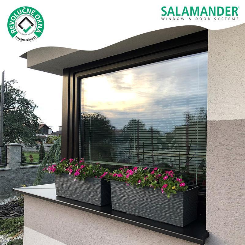 Okná a dvere SALAMANDER - Rodinné domy - Obrázok č. 29