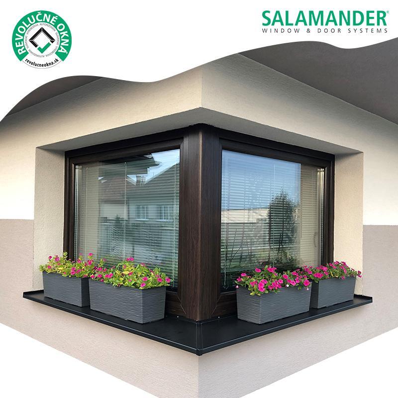 Okná a dvere SALAMANDER - Rodinné domy - Obrázok č. 30