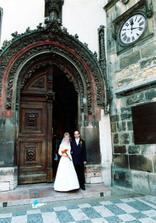 babička se tady vdávala, maminka se tady vdávala, já se tady vdávám...