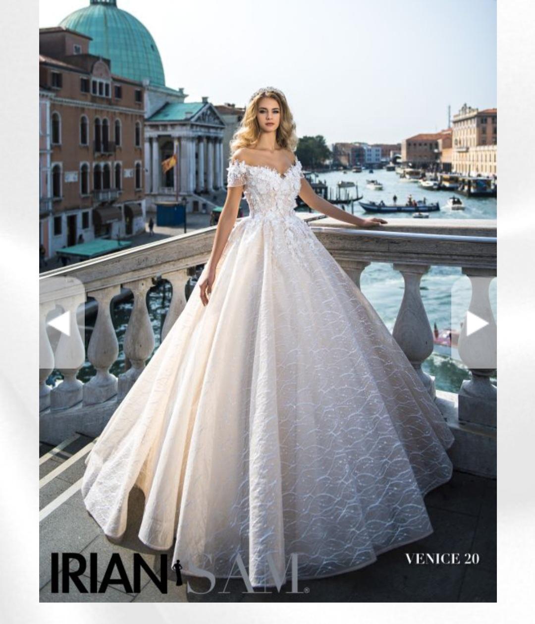 svadobné šaty 40 - Obrázok č. 1