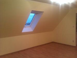 dokončná druhá horná izba
