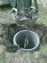 na začiatok kopanie studne