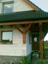 už máme dreve a okná... hurá hurá :-)