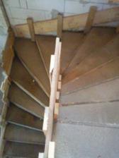 máme schody... :-)