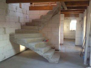 odšalovali sme schody......, že sú krásne :-)