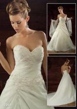 Moje svadobné šaty ...