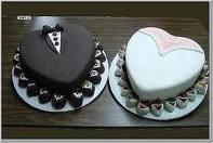 Druhá a tretia torta :-)... od Aničky z Bernolákova
