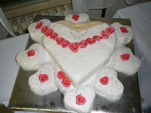 torta za nevestu