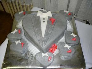 torta za ženícha