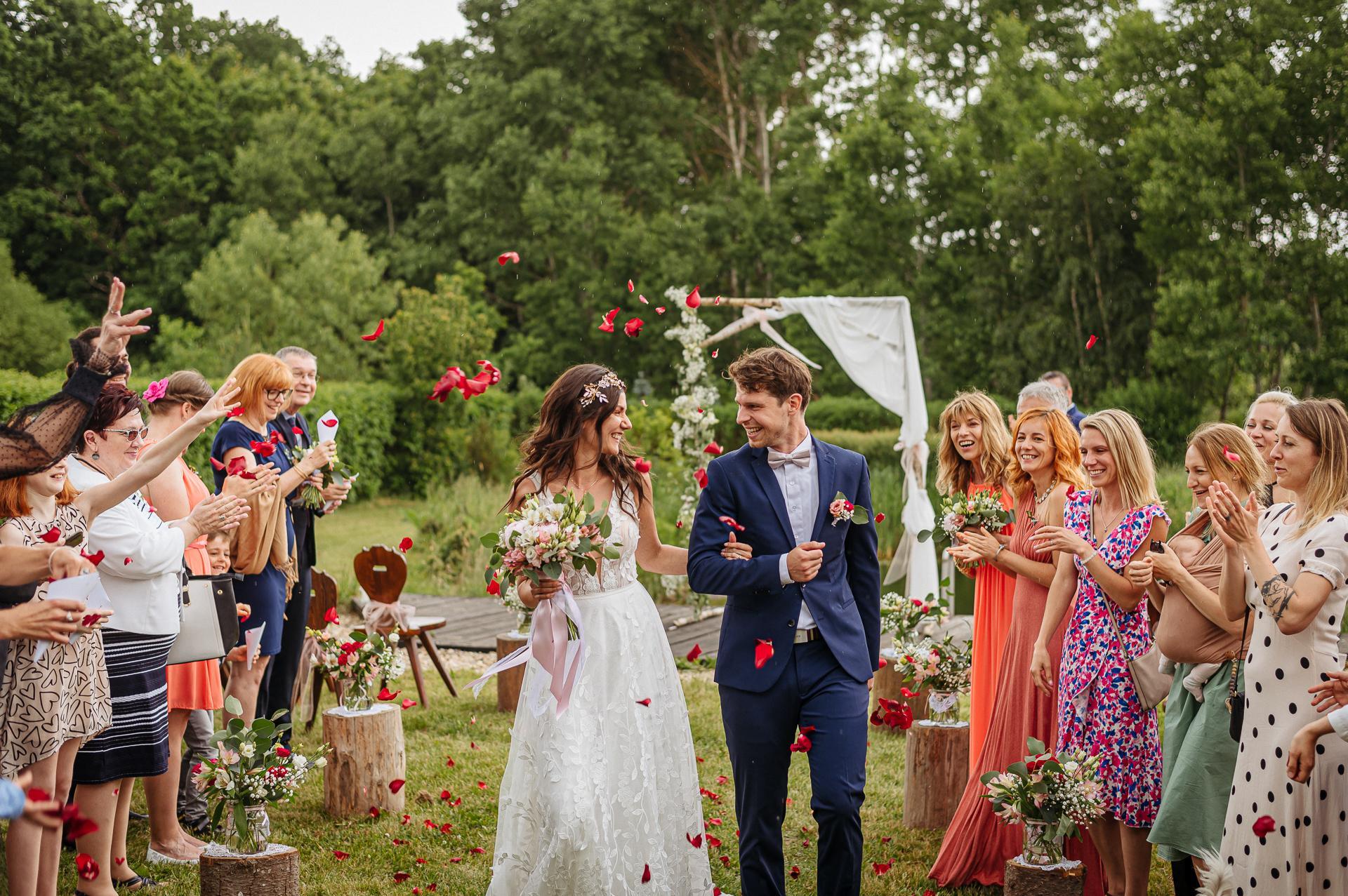 Samota u Houpacího koně - pohádková svatba