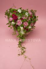 vazba květiny, moc se mi líbí
