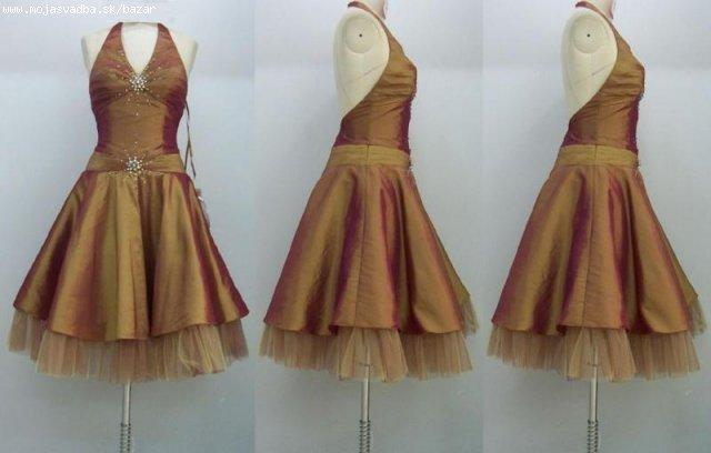 Spoločenské šaty - Obrázok č. 14