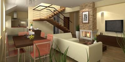 Úsilie o útulný a teplý domov - inšpirácie - Obrázok č. 11