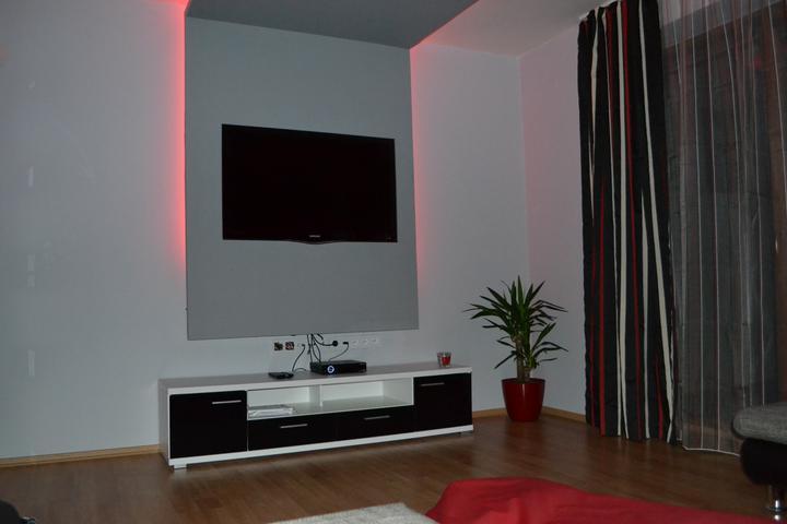 Home cinema - LED pás