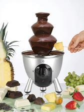 fontána na čokoládu