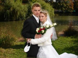 Spoločna fotka so ženíchom