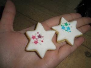 ... a hvězdičky...